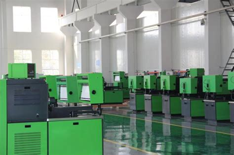 common rail injector test bench for sale 4kw green common rail injector test bench high precision flow meter