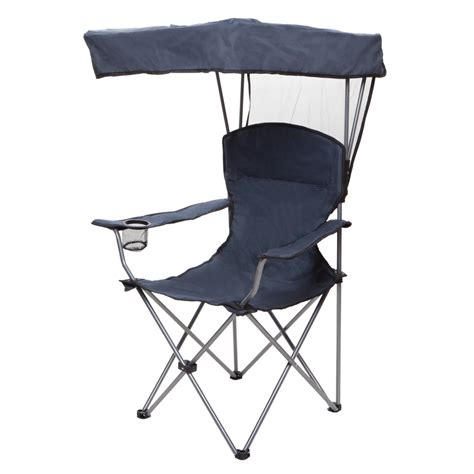 Chair With Awning by Canopy Bag Chair Hgt Cw6040xl Sng Folding Chairs Cing World