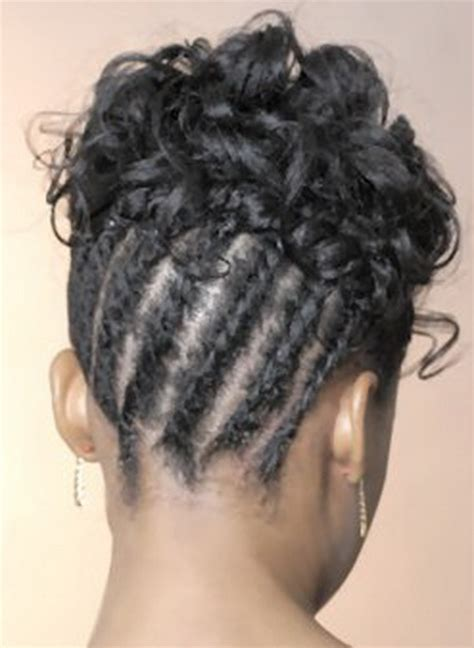 silky flat twist styles silky flat twists updo black hairstyles twists hair