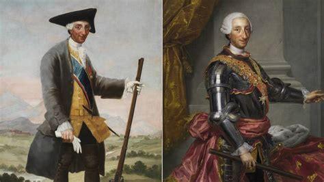 carlos iii un 8490604738 el prado celebra el tricentenario con un restaurado retrato de carlos iii cazador de goya