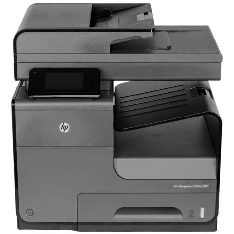 hp officejet pro xdw mfp printer drivers