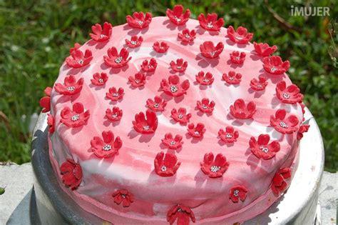 decorar tortas c 243 mo decorar tortas con fondant imujer