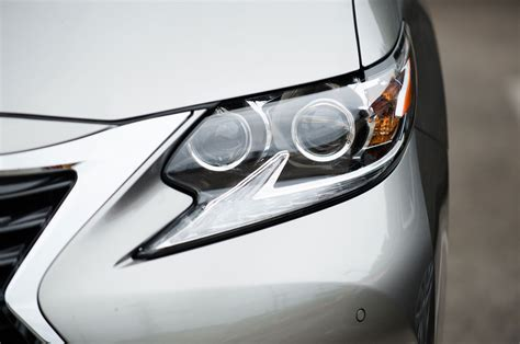 lexus rx 350 headlights 2016 lexus es350 reviews and rating motor trend