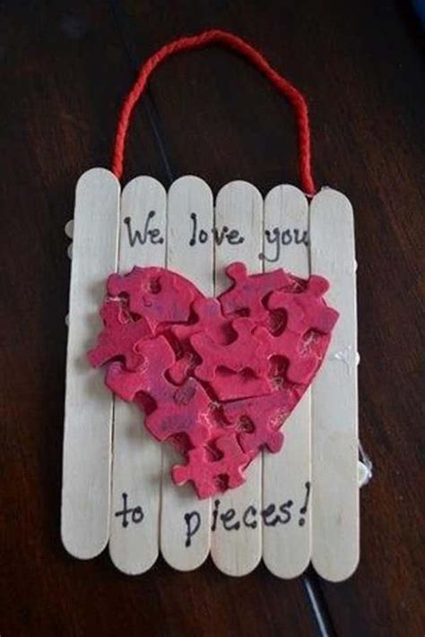 valentines craft ideas 23 easy s day crafts that require no special