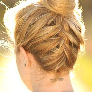 easy waitress hairstyles 74 best images about hair well done on pinterest