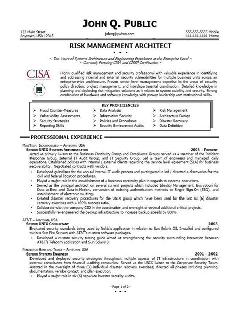 risk management cover letter credit risk manager cover letter