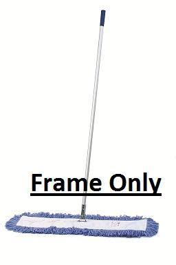 Dust Mop Frame 60 Cm sabco electrostatic mop frame only 60cm janitorial