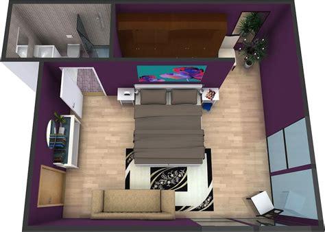 Delightful Online Home Design Plans #1: RoomSketcher-Master-Bedroom-Plans-442677.jpg
