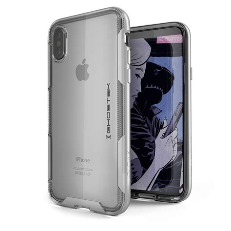 iphone x ghostek cloak 3 series for iphone x iphone pro