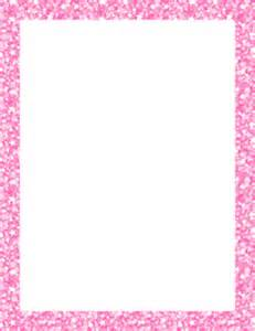 Free glitter borders clip art page borders and vector graphics