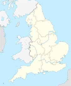 England Map by File England Location Map Svg Wikimedia Commons