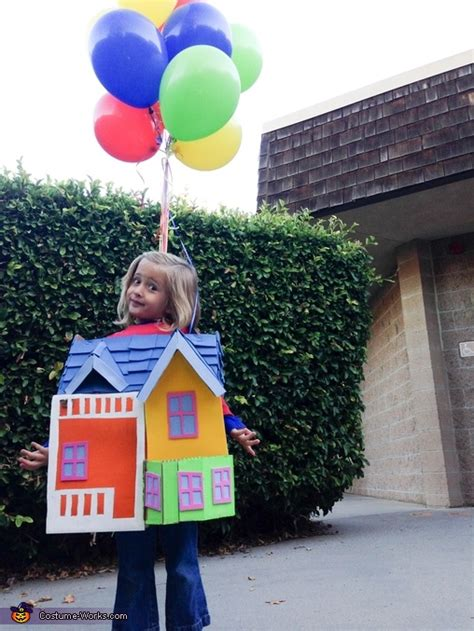 The Costume House by House From Up Costume