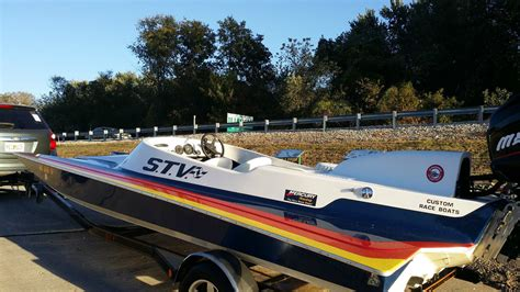 glastron race boats stv 1991 for sale for 21 500 boats from usa