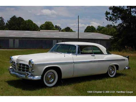 chrysler car for sale 1955 chrysler 300 for sale classiccars cc 887427