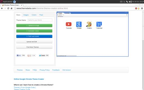 chrome theme xfce don t surf in the nude online chrome theme generator