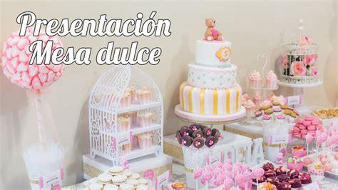 como decorar cupcakes para baby shower niña como decorar mesa de dulces para baby shower mesas