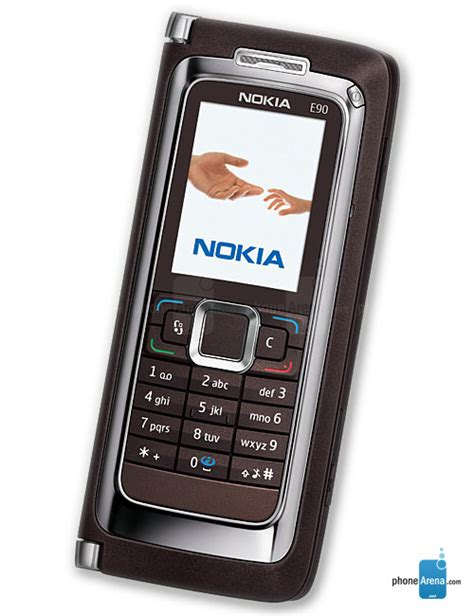 Nokia E90 Communikator nokia e90 communicator specs