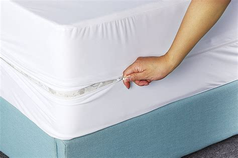 Mattress Protector Elite 180x200 Pelindung Kasur Elite Cover Elite mattress water protector mattress 90 bed bug light 400 thread count bed linen quilted fitted