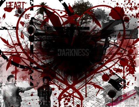 heart of darkness morality theme google images