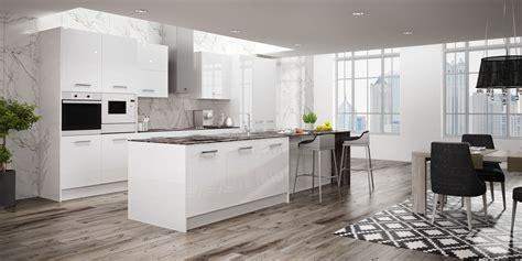 azulejos de cocinas modernas cocinas modernas blancas con isla cocinas faro by alvic