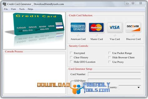 Credit Card Template Generator Credit Card Number Generator 2016 No Survey Free Http Www Downloadfriendlytools