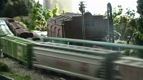 Train Layout Videos Youtube | n scale model train layout youtube