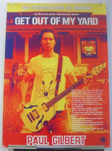 Cd Paul Gilbert Paul The Dude The Best Of Paul Gilbert mr big records lps vinyl and cds musicstack