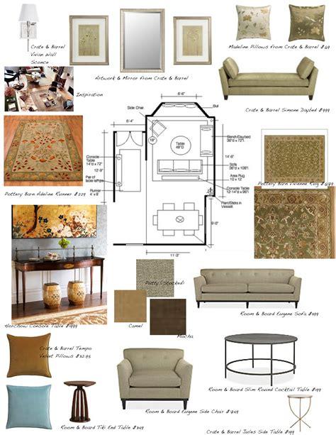 room layout for presentation jill seidner interior design 450 flat rate per room