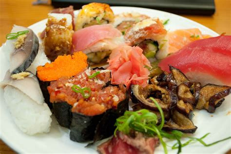 minado sushi buffet minado kashi golean cereal toastable food fitness and tech