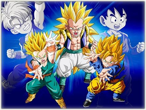 imagenes goku descargar descargar fotos de goku gohan goku vegeta y trunks
