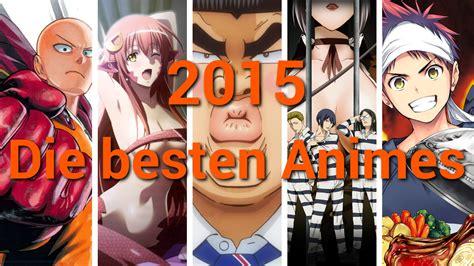 anime the die besten animes 2015 jahresr 252 ckblick