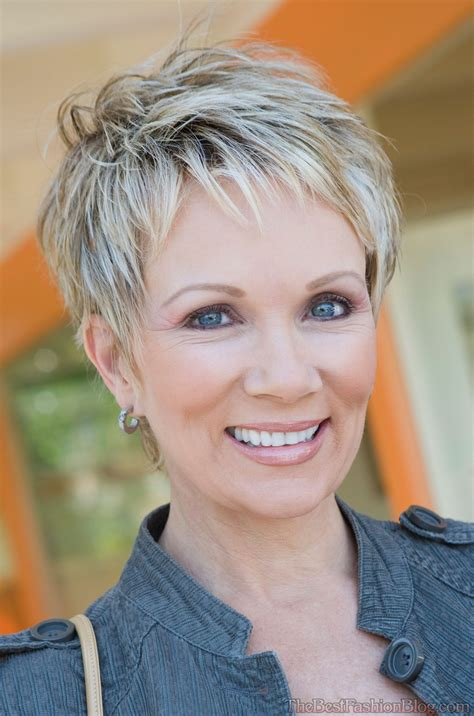 short hairstyles for older women gallery women over 50 thebestfashionblog com