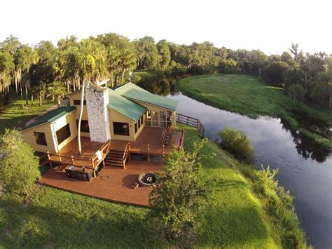 Peace River Cabin Rentals by 700 Acre Ranch On Florida S Historic Peace Vrbo