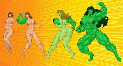 Hulk Tf On Femaltransformations Deviantart