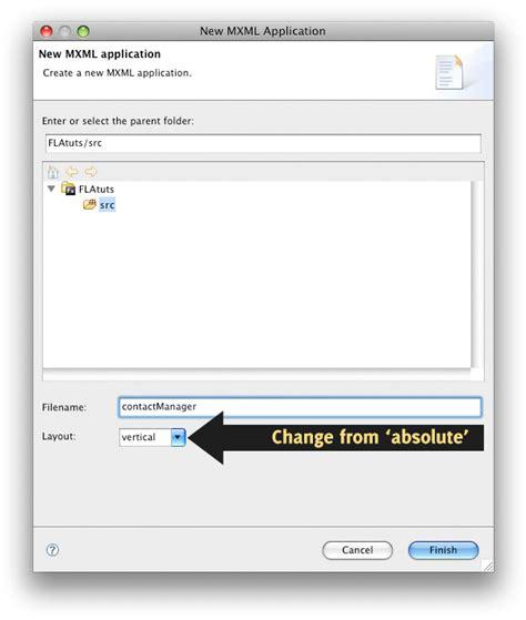 xml tutorial list build an xml driven contact list using flex 3