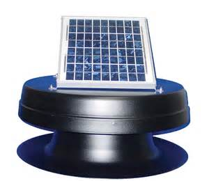solar attic fan 10 watt cool my garage