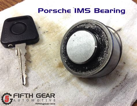 the porsche ims bearing upgrade with fifth gear