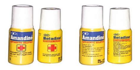 Salep Betadine betadine obat luka dari mahakam beta farma vemale