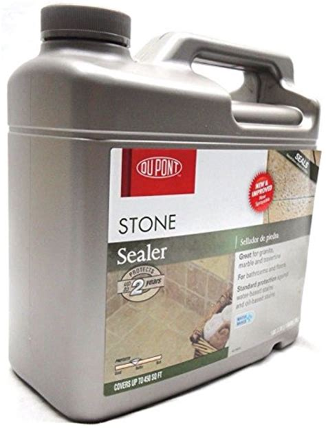 dupont premium stone sealer amazon what is the best concrete sealer look towards the colors of