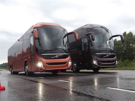 volvo bus launches   coach fleet transport