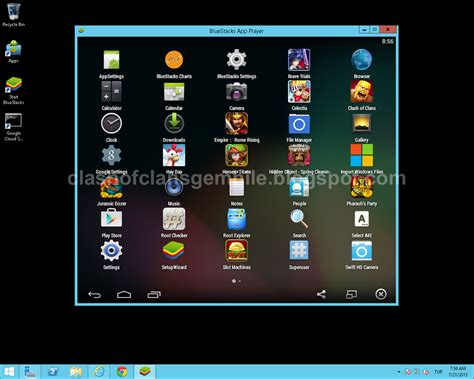 bluestacks full clash of clans elmas gem altin iksir hile 2017