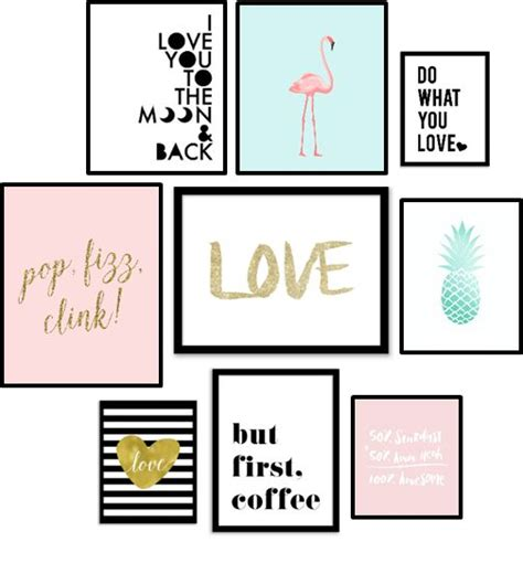 printable wall art pattern best 25 teen wall art ideas on pinterest