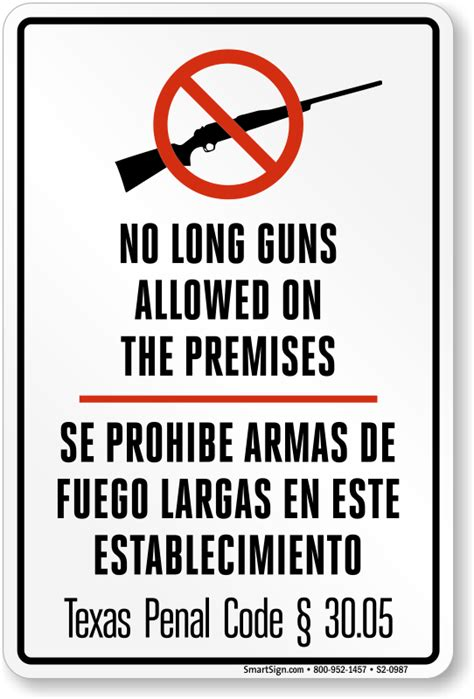 section 30 06 penal code texas 30 06 and 30 07 concealed and open carry signs