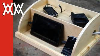 House Charging Station by Device Charging Station Woodworking For Mere Mortals