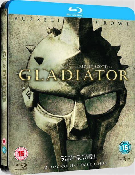 gladiator film uncut gladiador must have blu ray 2009 ht forum