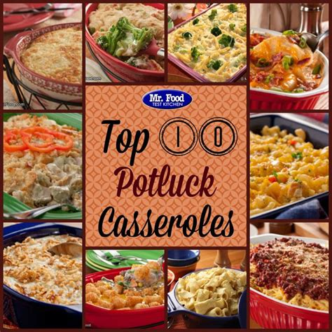 ideas for a potluck dinner these 10 potluck casseroles are great to bring along to