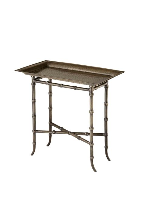 bamboo accent table steel bamboo accent table jasen s fine furniture since 1951
