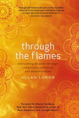 through the flames to the cross books through the flames overcoming disaster through compassion