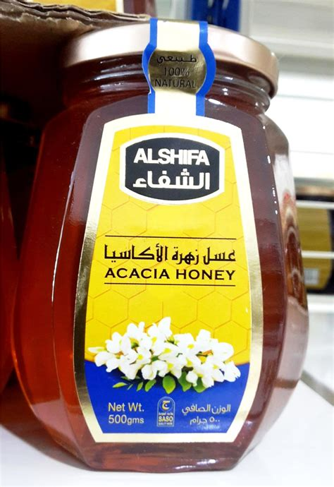 Al Shifa Acacia Honey 125gr al shifa 100 honey madu asli aca end 10 28 2017 5 00 pm
