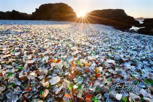 glass beaches glass beach fort bragg california